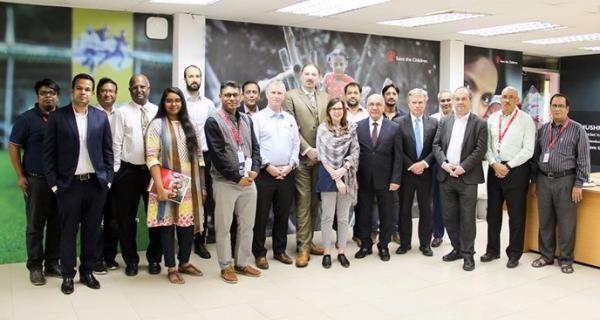 International development committee of uk parliament met suchana team bangladesh save the - Save the children press office ...