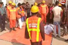 Report on Disaster Preparedness : Mock fire and Earthquake drill at Rayerbazar