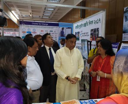 National Disaster Preparedness Day celebrated in Bangladesh