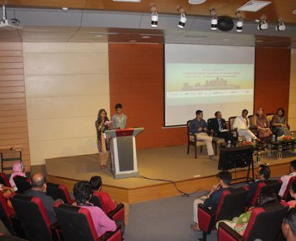 Youths vow to make the city resilient to Climate Change