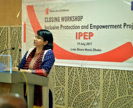 Closing workshop of IPEP