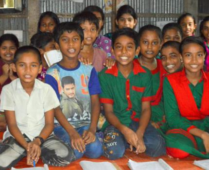 SHIKHON children from a remote village secured GPA 5