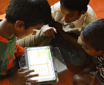 Technology-based contents have made Bangla learning a fun