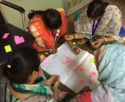 Training on Resilience Building for Children with Disabilities