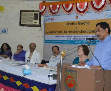 Lakshmipur gets its first Special Care Unit for newborns